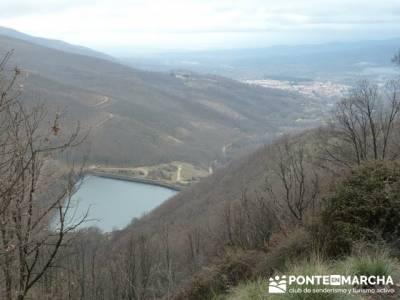 El Valle del Ambroz y la Judería de Hervás - Hervás PR-CC 36 La Chorrera;rutas senderismo sierra